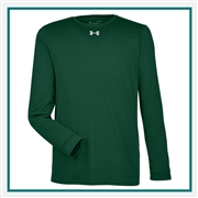 Under Armour Men's Long-Sleeve Locker T-Shirt 2.0 Custom Embroidered