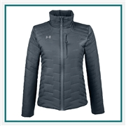 Under Armour Women's Corporate Reactor Jacket 1317228 Custom Embroidered