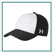 Under Armour Colorblock Cap Custom Embroidered
