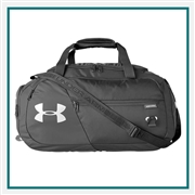Under Armour Undeniable X-Small Duffel Bag Custom Embroidered