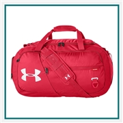 Under Armour Unisex Undeniable Medium Duffel Bag Custom Embroidered