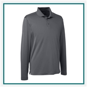 Under Armour Men's Corporate LS Performance Polo 1343090 Custom Embroidered