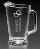 Essentials Collection 60 Oz. Pitcher Sand Etched
