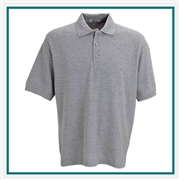 Vantage Soft-Blend Double-Tuck Pique Polo with Custom Embroidery, Vantage 2100 Custom Embroidered, Vantage Corporate Apparel, Vantage Corporate Wear