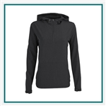 Vantage Women's Pullover Stretch Anorak with Custom Embroidery, Vantage Custom Pullovers, Vantage Custom Logo Gear