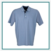 Vansport Men's Pro Mini-Gingham Polo with Custom Embroidery, Vansport Custom Polos, Vansport Custom Logo Gear