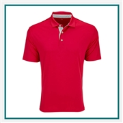 Vansport Men's Pro Signature Polo with Custom Embroidery, Vansport Custom Polos, Vansport Custom Logo Gear