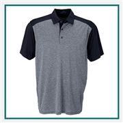 Vansport Men's Two-Tone Polo with Custom Embroidery, Vansport Custom Polos, Vansport Custom Logo Gear