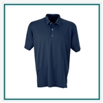 Vansport Men's Micro-Waffle Mesh Polo with Custom Embroidery, Vansport Custom Polos, Vansport Custom Logo Gear