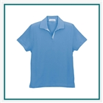 Vansport Women's Double-Tuck Pique Polo with Custom Embroidery, Vansport Custom Polos, Vansport Custom Logo Gear