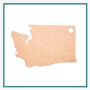Epicurean Washington State Cutting Board Custom