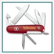 "Victorinox Hiker-Solid 3 1/2""/91 mm Swiss Army Knife 52 Custom"