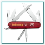 "Victorinox Hiker-Translucent 3 1/2""/91 mm Swiss Army Knife 52 Custom"