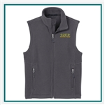 Port Authority Youth Value Fleece Vest Y219 with Custom Embroidery, Custom Logo Port Authority Vests, Embroidered Port Authority Vests, Embroidered Port Authority, Port Authority Embroidery