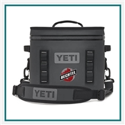 YETI  Hopper Flip 12 Cooler With Silkscreen Logo, YETI Custom Coolers, Yeti Co-Branded Coolers