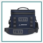YETI  Hopper Flip 8 Cooler With Custom Print Logo, YETI Corporate Coolers, Yeti Co-Branded Coolers