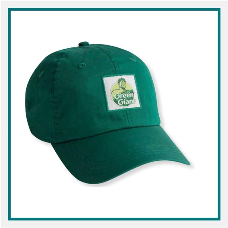 AHEAD The Shawmut Cap with Custom Embroidery 4645dd09dc4