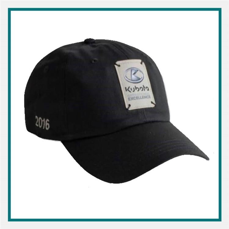 AHEAD The Kilburn Solid Golf Cap with Custom Embroidery 003b4a0e800