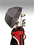 Drizzle Stick Flex Umbrella Custom Silkscreen, Drizzle Branded Water Resistant, Drizzle Corporate & Group Sales