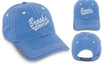 AHEAD E45PD4, Ahead Style E45PD4, AHEAD Pigment Dyed Contrast Stitch Cap, Ahead Headwear, Ahead EmbroideredGolf Hats