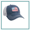 AHEAD The Washburn Golf Cap with Custom Embroidery, AHEAD Custom Golf Caps, AHEAD Custom Logo Gear