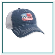 AHEAD The Washburn Golf Cap Custom Logo