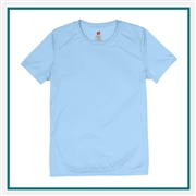Hanes Cool Dri T Shirt Custom Embroidered