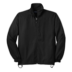 Sport Tek Full-Zip Wind Jacket Custom