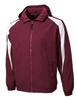 Sport-Tek Men's Fleece-Lined Colorblock Jacket jst81, Sport-Tek Promotional Jackets, Sport-Tek Custom Logo