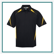 Tri Mountain Lightning Polo, Tri Mountain Custom Polos, Promo Polos