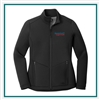 OGIO Ladies Axis Bonded Jacket with Custom Embroidery, OGIO Custom Jackets, OGIO Custom Logo Gear
