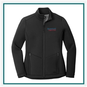 OGIO Ladies Axis Bonded Jacket with Custom Embroidery, OGIO Custom Jackets, OGIO Branded Jackets