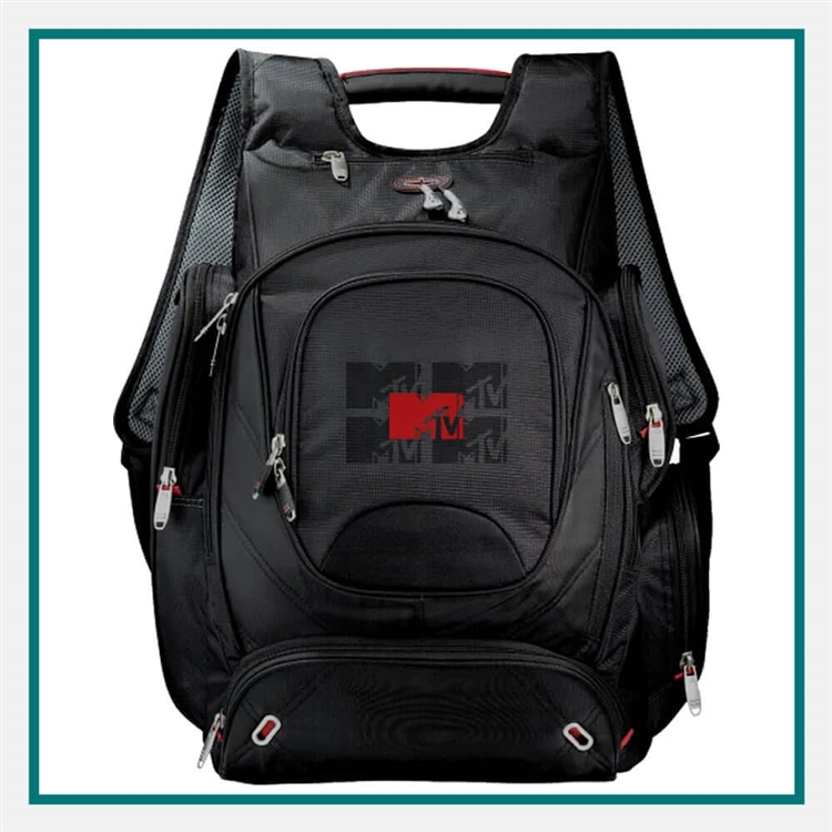 "Elleven TSA 17"" Computer Backpack 0011-45, Elleven  Custom Back Packs, Promo Backpacks"