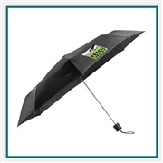 "Stormbergbrand 41"" Folding Umbrella Custom Printed"
