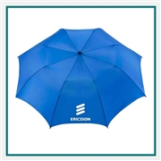 "58"" Folding Golf Umbrella 2050-05, Promo Umbrellas, Promotional Golf Umbrellas, Printed Golf Umbrellas"