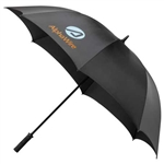 "StrombergBrand 62"" Tour Golf Umbrella 2050-08 With Custom Silkscreen"