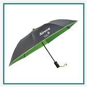 "42"" Auto Open Folding, Color Splash Umbrella 2050-53, Promo Umbrellas, Stormbergbrand Promotional Golf Umbrellas, Printed Golf Umbrellas"