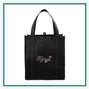 Big Grocery Non-Woven Tote 2150-38 Custom Silkscreened