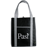 Contrast Non-Woven Carry-All Tote 2150-44 Custom Logo