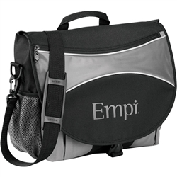 "Stretch 15"" Computer Messenger Bag 2950-19,  Custom Computer Bags, Promo Bags"