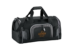 "22"" Touring Duffel Bag, Embroidered 22"" Duffel Bag, Custom Logo Duffel Bags, Embroidered Duffel Bag"