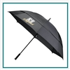 "60"" Slazenger Fairway Vented Golf Umbrella 9260-31, Custom Golf Umbrella, Personalized Golf Umbrella, Golf Umbrella with Logo"