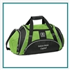 OGIO Crunch Duffel Bag 108085 with Custom Embroidery, OGIO Custom Duffel Bags, OGIO Corporate Logo Gear