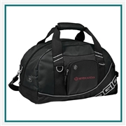 OGIO Full Dome Duffel Bag 108087 with Custom Embroidery, OGIO Custom Duffel Bags, OGIO Corporate Logo Gear