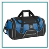 OGIO Rage Duffel Bag 108089 with Custom Embroidery, OGIO Custom Duffel Bags, OGIO Corporate Logo Gear