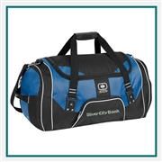 OGIO Rage Duffel Custom Embroidered