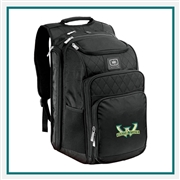 OGIO Epic Backpack 108090 with Custom Embroidery, OGIO Custom Backpacks, OGIO Promotional Backpacks