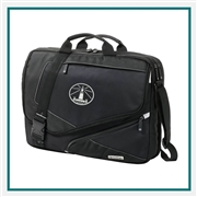 OGIO Voyager Messenger Bag 117023 with Custom Embroidery, OGIO Custom Messenger Bags, OGIO Corporate Logo Gear