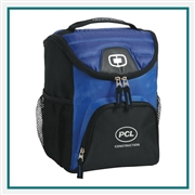 OGIO Chill 6-12 Can Cooler Bag 408112 with Custom Embroidery, OGIO Custom Cooler Bags, OGIO Corporate Cooler Bags