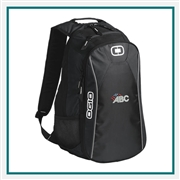 OGIO Marshall Backpack 411053 with Custom Embroidery, OGIO Custom Backpacks, OGIO Corporate Logo Gear